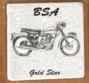 BSA - Gold Star