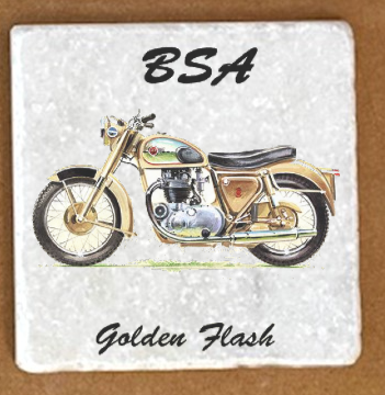 BSA - Golden Flash